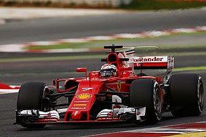 Tes Barcelona: Raikkonen dan Ferrari tercepat pada hari kedua