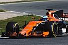 Formel 1 Bildergalerie: Shakedown des McLaren MCL32 für Formel 1 2017