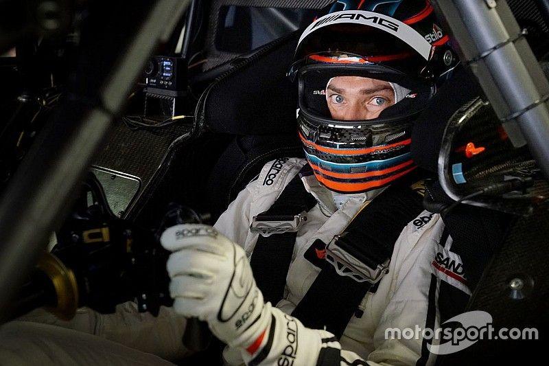 Mercedes newcomer Mortara set for Blancpain drive