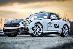 Definito il calendario del Trofeo Abarth 124 rally