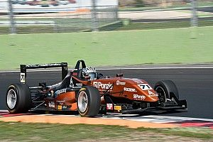 F2 Italian Trophy: successo di Riccardo Ponzio in Gara 2 a Vallelunga