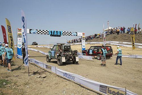 Akzirve Challenge ilk yarışı tamamlandı