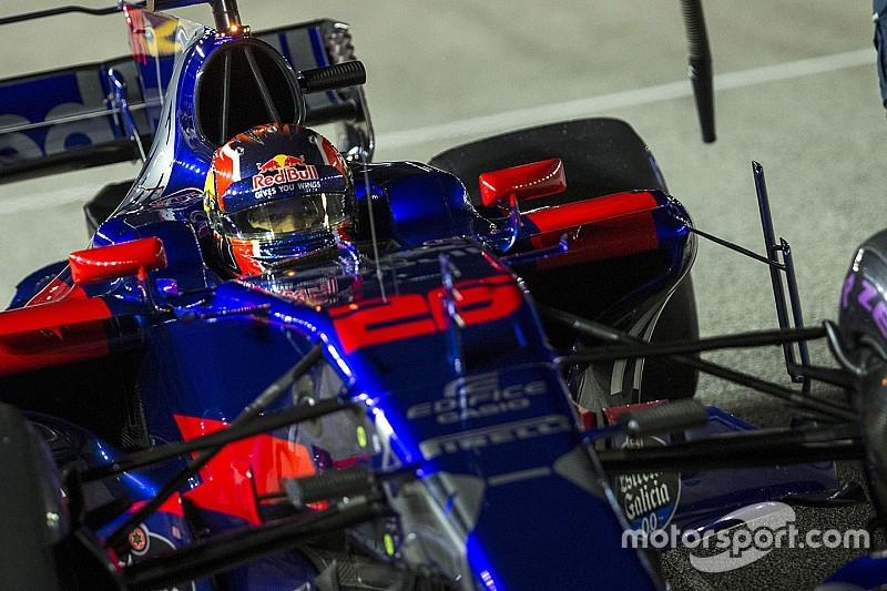 """Tost: """"Kvyat verdient het om in Formule 1 te rijden"""""""