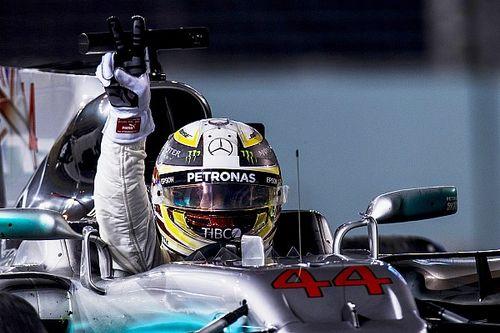 "Grosjean lanza un ""jab"" a Hamilton en la reunión de pilotos"