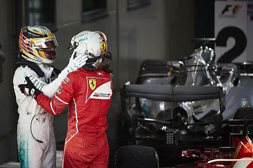 """Hamilton: """"Con Vettel sarà una sfida più dura che con Rosberg"""""""