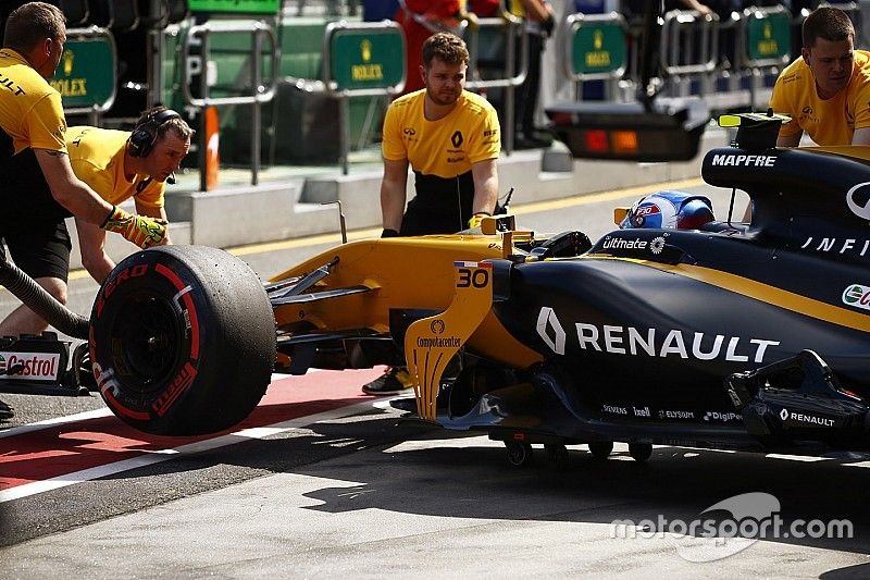 Palmer wants Renault to check car before China