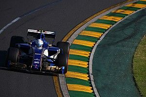 جيوفينازي يعترف أنه التزم القيادة الحذرة خلال سباقه الأول في الفورمولا واحد