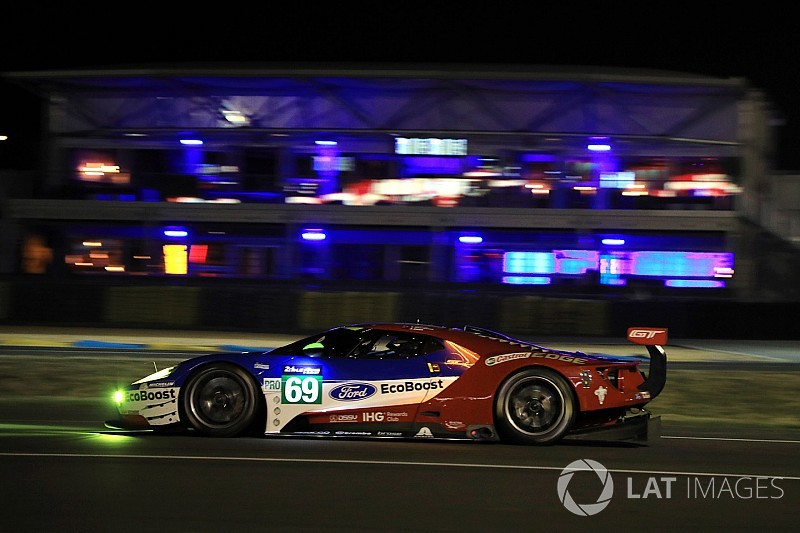 Ford not happy with Le Mans qualifying pace
