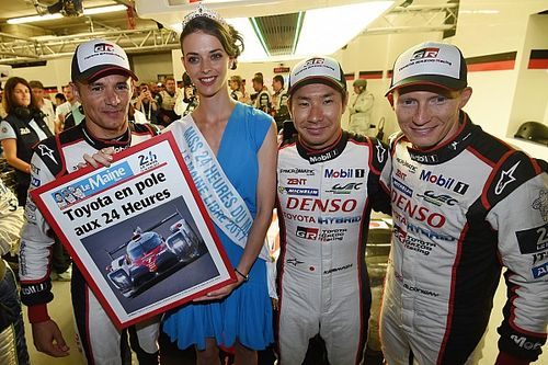 Após recorde de Kobayashi, Toyota confirma pole em Le Mans