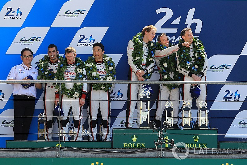 Toyota pledges not to give up on elusive Le Mans win