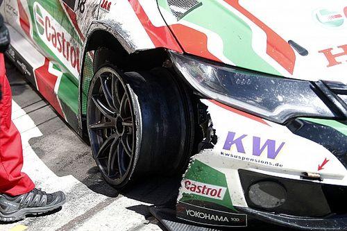 "Blaming Yokohama for Nurburgring punctures ""too easy"" – Muller"