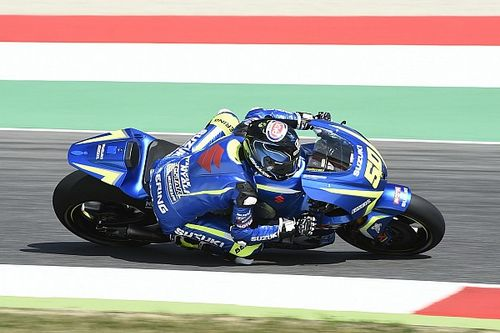 Guintoli poursuit jour après jour sa réadaptation au MotoGP