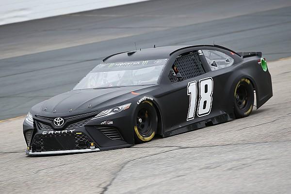 NASCAR completa dos días de prueba en New Hampshire Motor Speedway