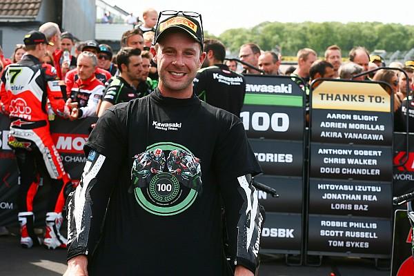 WSBK Artículo especial 100 victorias de Kawasaki en el WorldSBK