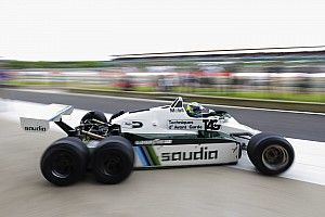 Williams rayakan ulang tahun ke-40 di Silverstone