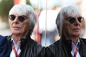 Ecclestone surpreende e diz: 'Eu não deveria voltar à F1'