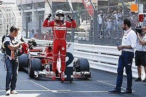 Die schönsten Fotos vom F1-GP Monaco 2017 in Monte Carlo: Sonntag