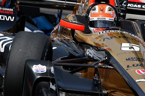 IndyCar IndyCar, Лонг-Біч: Хінчкліфф здобув перемогу