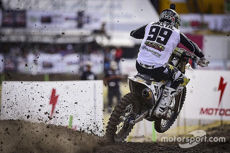 Max Anstie costretto a saltare il GP del Trentino di MXGP