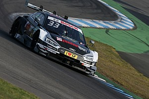 DTM Breaking news Rast: BMW wrong to complain about Audi dominance