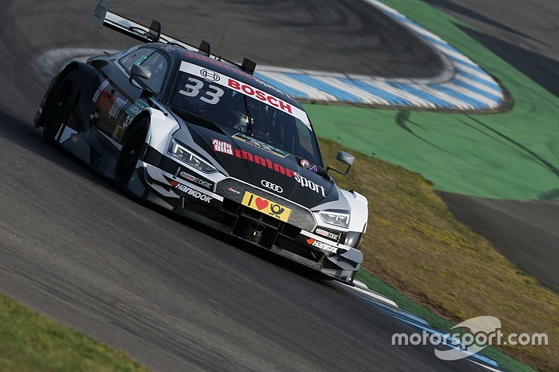 Rast: BMW wrong to complain about Audi dominance