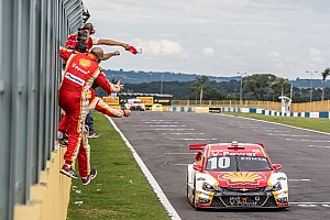 Stock Car Brasil Últimas notícias Zonta exalta recuperação e carro