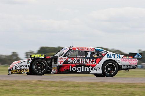 Ortelli saltó a la pole position en Concepción