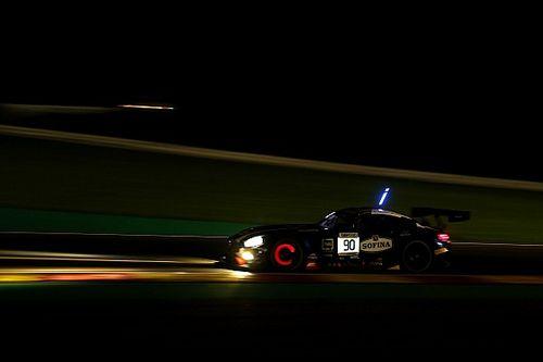 24 uur Spa - Uur 15: Mercedes leidt bij het ochtendgloren