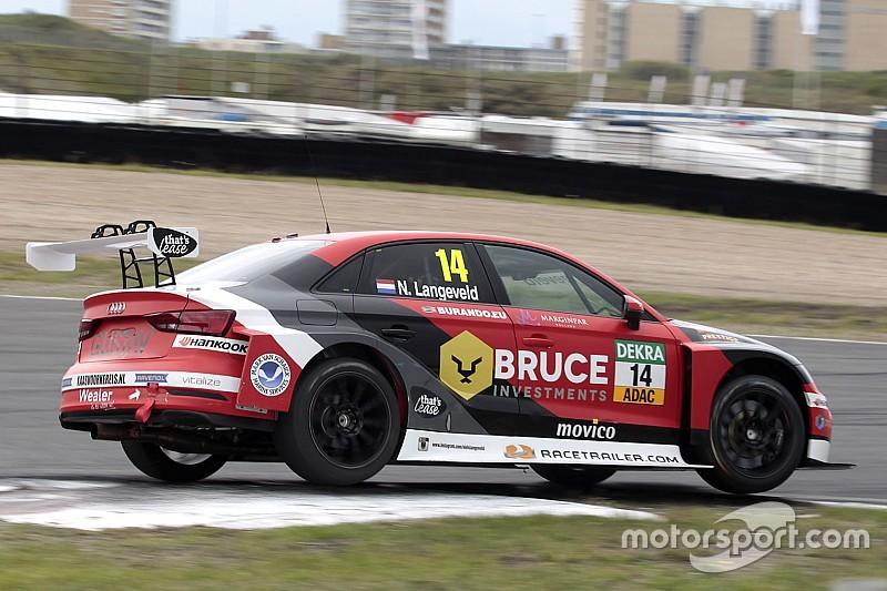 Audi annuncia i piloti 2019: Niels Langeveld si unisce ai confermati Vervisch, Shedden e Vernay