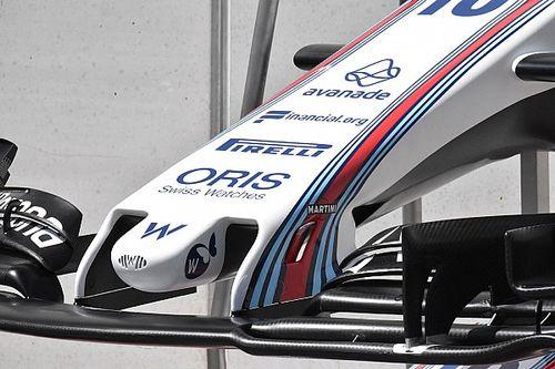 Williams introduceert agressieve update voor GP Oostenrijk