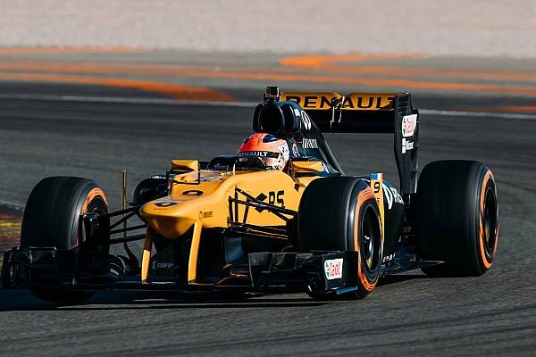 Formule 1 Renault :