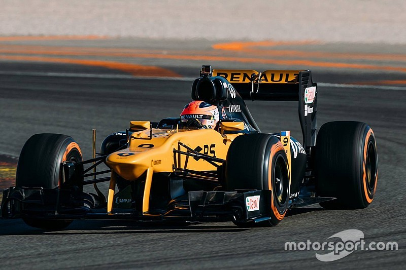 """Kubica's F1 return """"capabilities"""" to be assessed in second Renault test"""