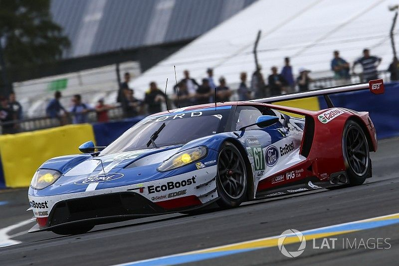 Sam Bird sospecha que Ford está ocultando sus cartas para Le Mans