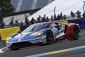 """Bird suspicious of Ford's """"unusual"""" Le Mans test pace"""