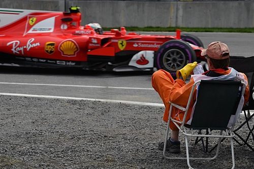 Canadian GP: Top 25 photos from Friday