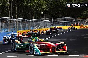 Formule E Réactions Félix da Costa :