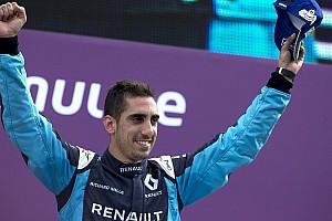 Formule E Nieuws Buemi en Prost verlengen tot 2019 bij Renault e.dams