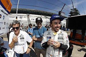 """Alonso: """"Estoy feliz, pero definitivamente no me siento cómodo"""""""