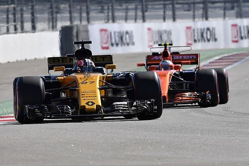 """Nico Hülkenberg: Renault ist """"nicht gut genug"""" in Sochi"""