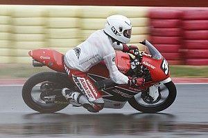CEV Moto3: Andi Gilang sempat terjatuh saat kualifikasi