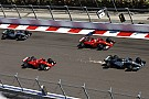 Bottas con una grande partenza castiga le due Ferrari in Russia