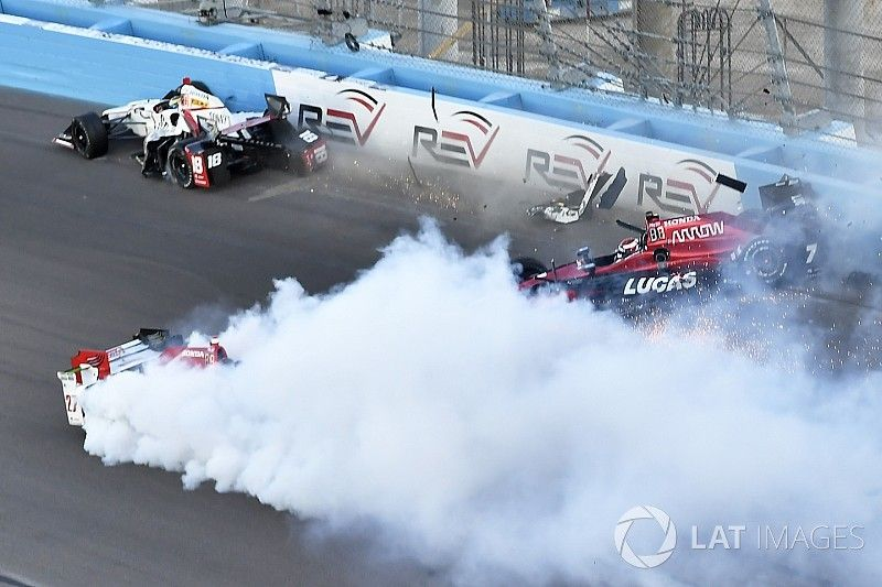 Что вы пропустили, если не смотрели IndyCar. Все события сезона