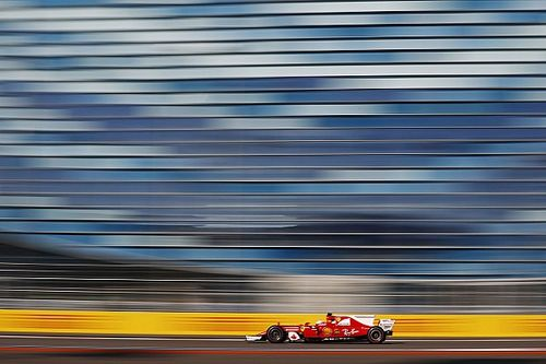 2017 Rusya GP 3. antrenman: Ferrari ve Vettel zirvede