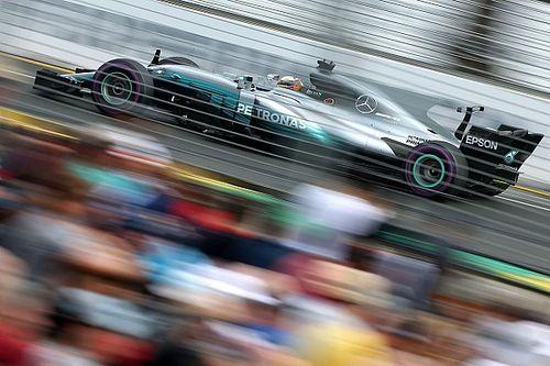 """Hamilton: """"Mercedes quasi perfetta: siamo al 99 per cento"""""""
