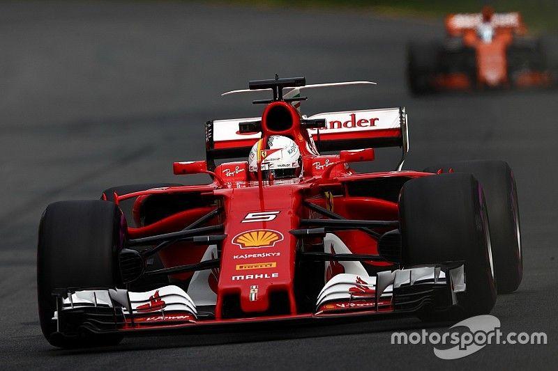 """Vettel over P2: """"Zeer goede start van een lang seizoen"""""""