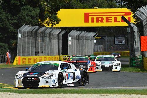 Albert Park Australian GT: Van der Linde unstoppable in Race 3