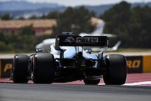 Fransa GP'nin en hızlı pit stopu Williams'tan geldi