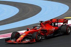 Olajszivárgás Vettel Ferrarijában az időmérőt követően