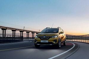Renault презентувала семимісний кросовер Triber виключно для Індії