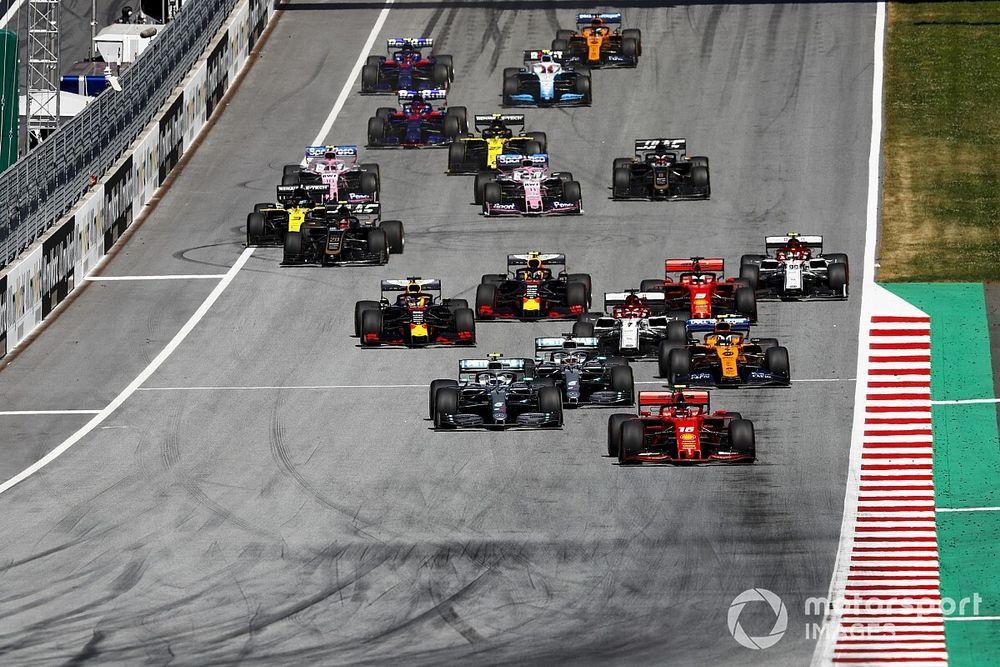 Brown cree que la F1 2020 podría ser más corta de lo esperado